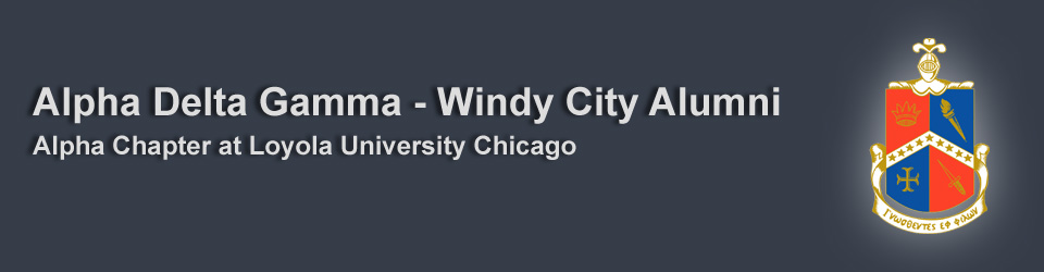 Alpha Delta Gamma – Windy City Alumni